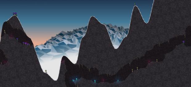 Variation in Terrain 4