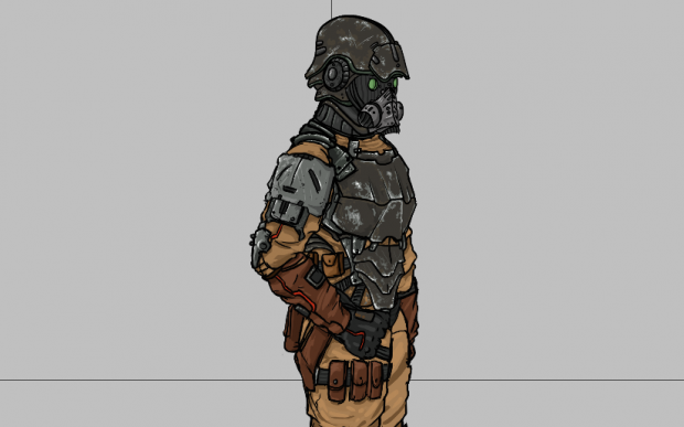 Soldier's Light Armor