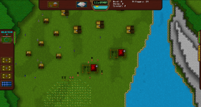 Very early WIP shot of the farming system/AI.