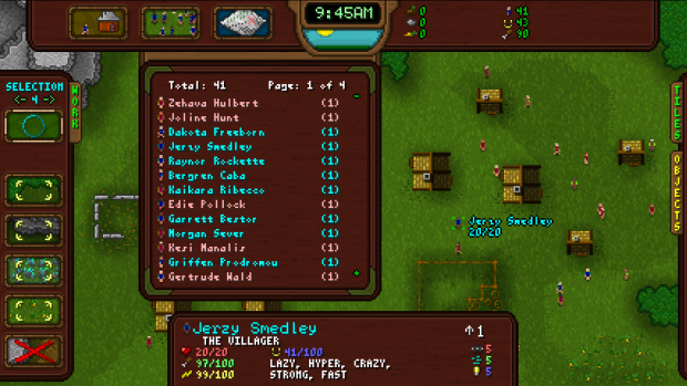 New GUI work. Tons of polish!