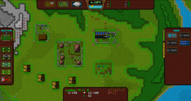 Range map demo