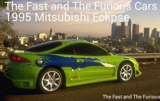 Brians 1995 Mitsubishi Eclipse from TF&TF