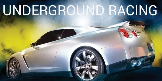 Underground Racing Wallpaper (Nissan GTR)