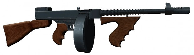 The weapons of The Alien Wasteland