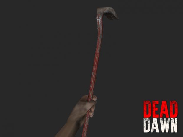 Dead Dawn Melee Crowbar 1