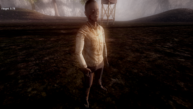 Dead Dawn Zombie Character Update