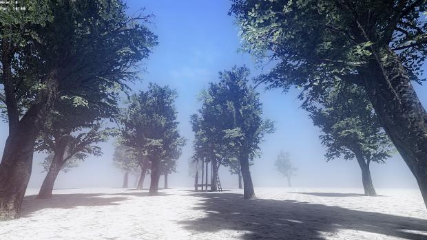 Dead Dawn Dynamic Sky and Variance Shadows