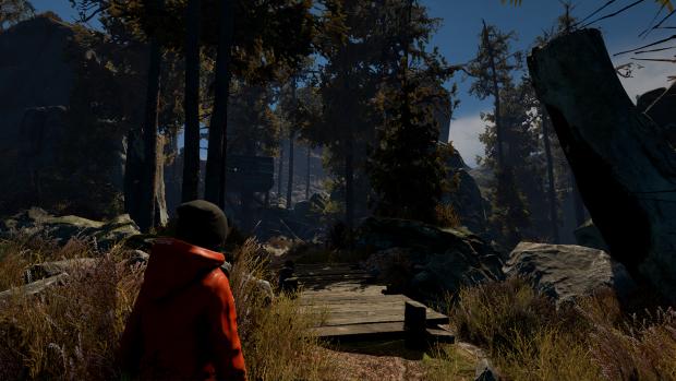 Through the Woods ingame screenshots 10/2016