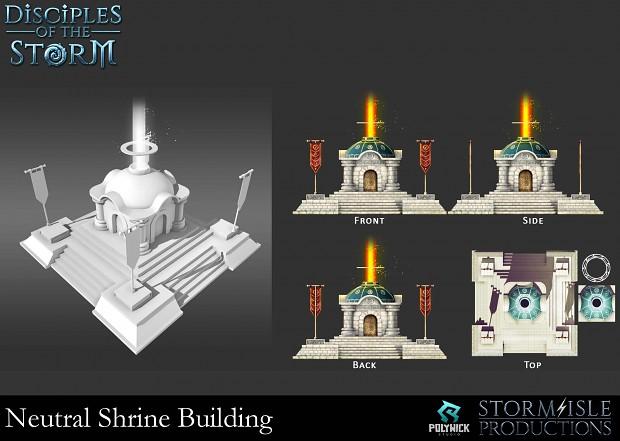 DOTS Shrine Building