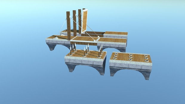 Concept abanced bridge sections!
