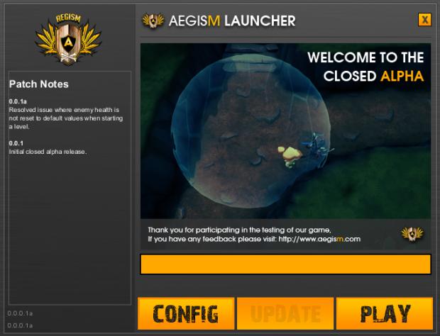 The Closed Alpha testing has begun!