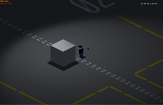 Isometric - first draft