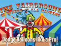 Laugh Clown Professional Balloon Dodger