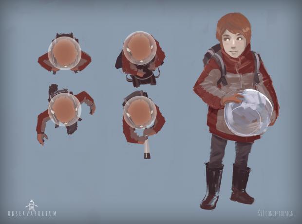 Observatorium - Character Concept - Kit