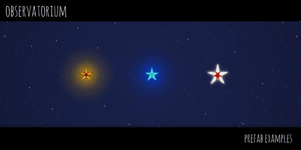 Observatorium - Prefab Examples - 2 - Fish
