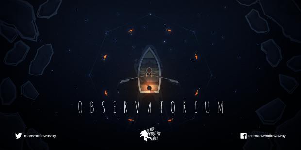 Observatorium - Initial Poster - Landscape