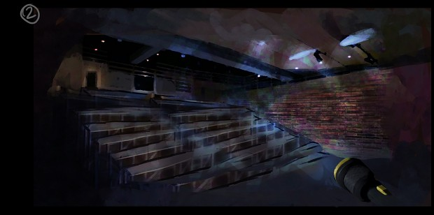 Feel concept for the auditorium 02
