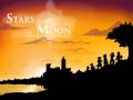 Ranchet: stars and the moon