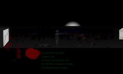 In game shot of attacking enemies