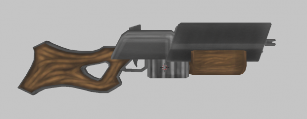 New Weapon: AACR - Automatic Anti Crystal Rifle