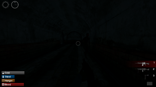 Ghoul stalking in the sewer