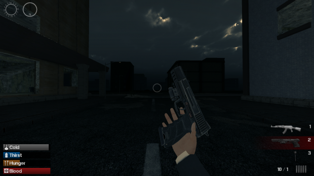 HK45 reload