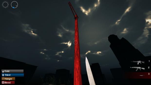 Harvestable pole