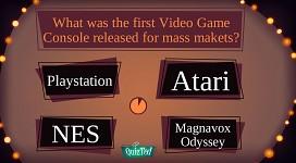 Video Game Quiz Sample