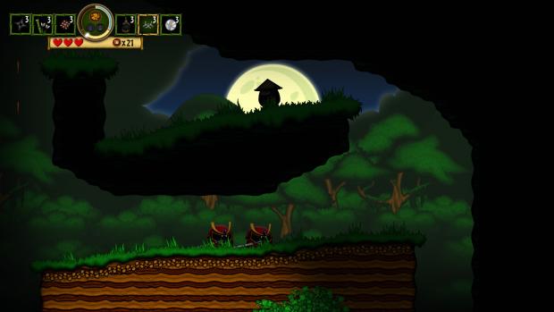 Kickstarter Screenshots (February 2015)