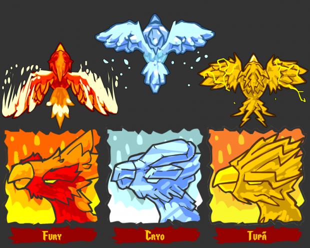 Phoenix Force SSs