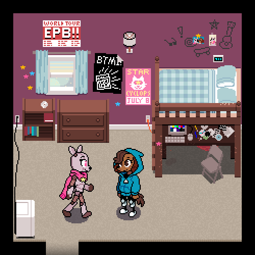 Screenshot - Naomi's Room