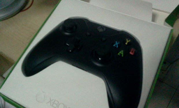 Starsss - Xbox One Game Controller Has Arrived!