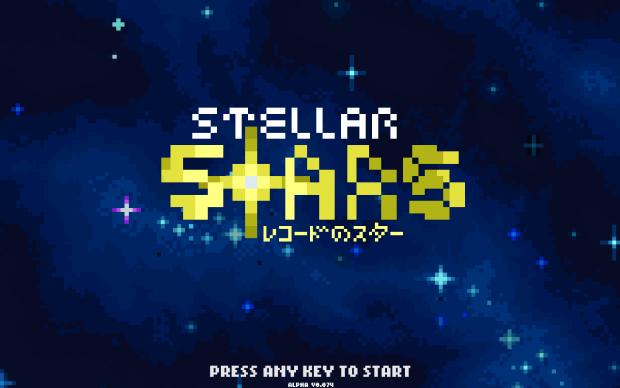 Stellar Stars - v0.074 Alpha Has Arrived!