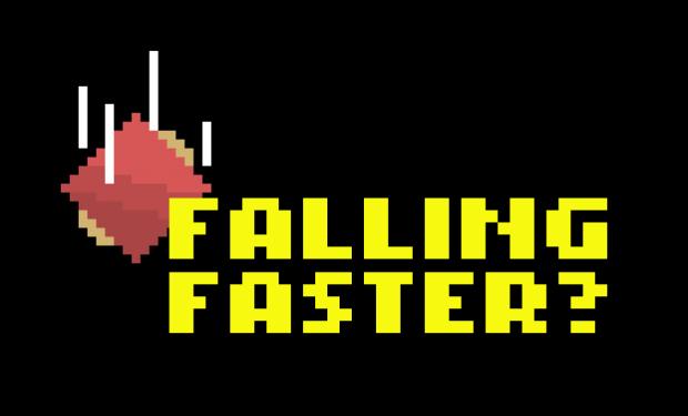 Stellar Stars - Falling Faster?