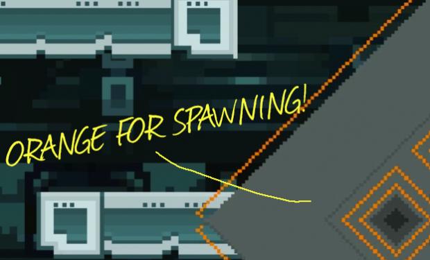 Stellar Stars- Orange is for spawning!