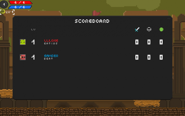 Stellar Stars - The New Score Board!
