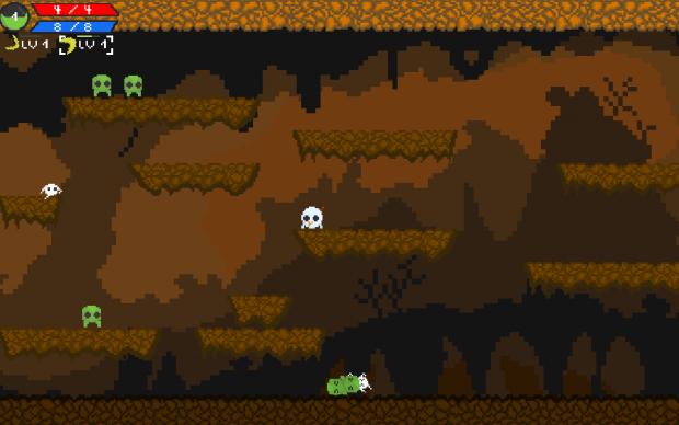 Stellar Stars - Ro In The Underground Caverns!