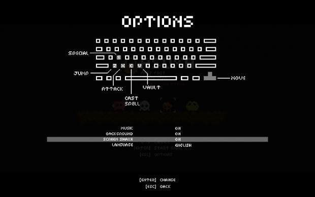 Stellar Stars - New Font in Options!