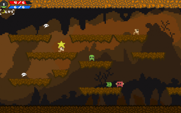 Stellar Stars - The Underground Caverns #2
