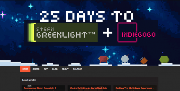 Stellar Stars - The Homepage Changes Everyday To Count Down!