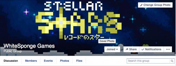 Stellar Stars - New Facebook Group!