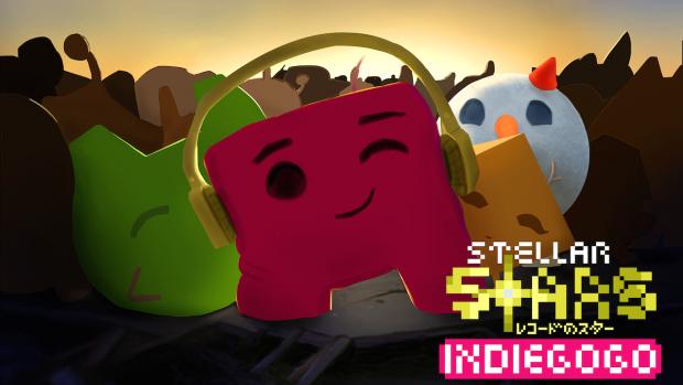 Stellar Stars - We Are Live On Indiegogo!