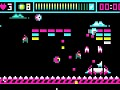 Mighty Retro Zero - Arkanoid Based Level