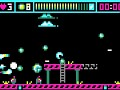Mighty Retro Zero - Pang! Based level
