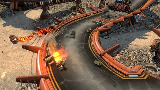 BlazeRush screenshot