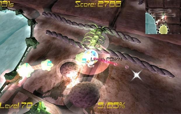 Back to life 3: beta gameplay - World 1