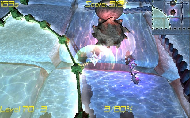 Back to life 3: beta gameplay - World 3