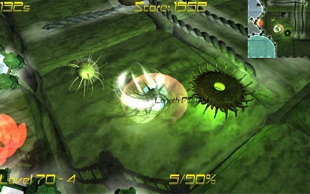 Back to life 3: beta gameplay - World 4