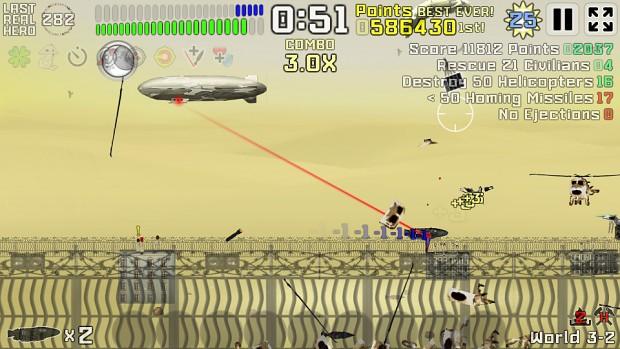 Last Real Hero 1.0.0 World 3 Screenshots