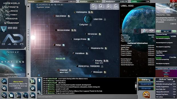 NewStarmap